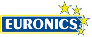 Logo eshopu Euronics velké