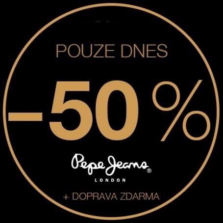 Výprodej Pepe Jeans London
