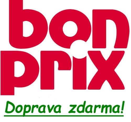 Doprava zdarma na Bonprix.cz