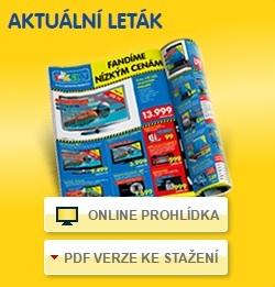 Aktuální leták Okay elektro