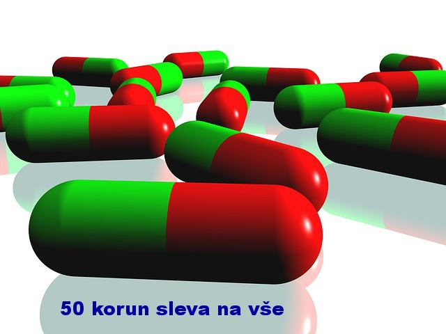 Nejnižší ceny léků