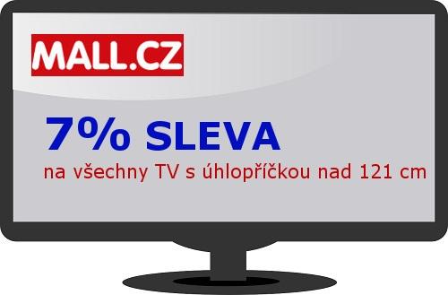 Slevový kupón na TV