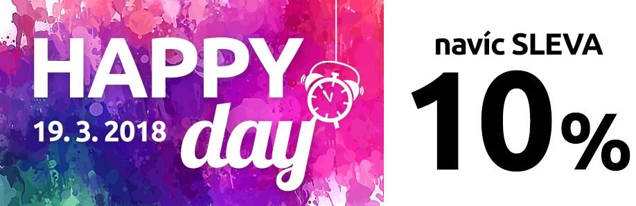 Happy Day na Kasa.cz sleva 10%
